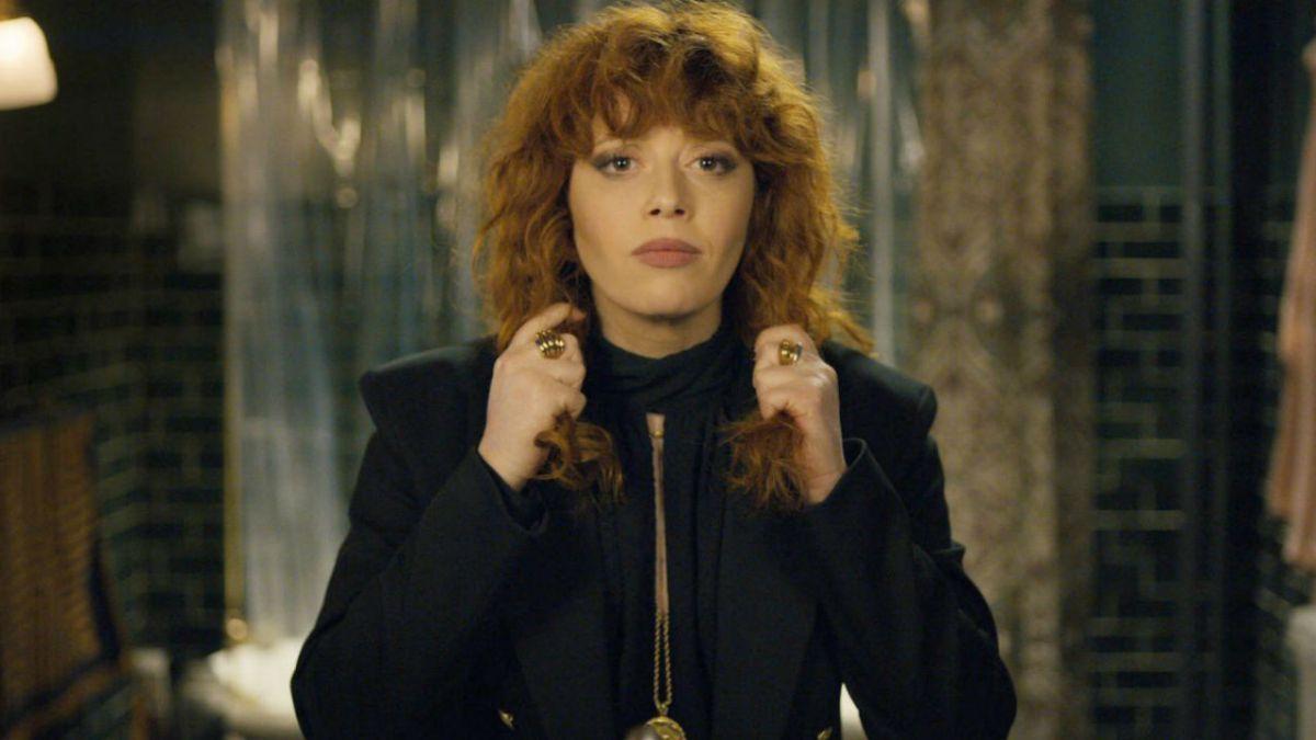 boneca russa indicada ao emmy 2019 como série de comédia