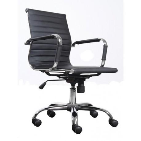 si ege fauteuil de bureau design noir