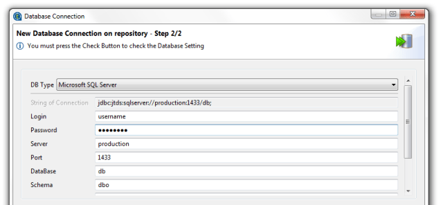 Talend SQL Server Active Directory  01
