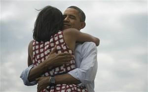 Obama por tweet