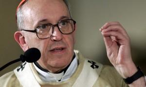 Cardenal Jorge Mario Bergoglio