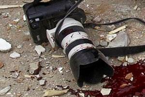 121 periodistas asesinados en 2012