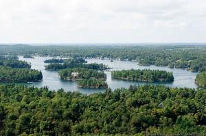 Bosques en Canadá