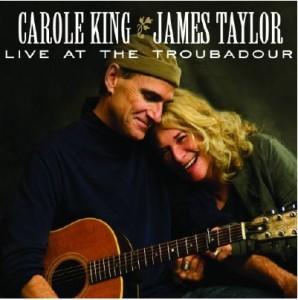 James Taylor y Carole King