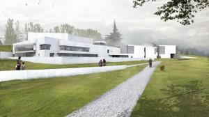 El Museo Universidad de Navarra es obra de Rafael Moneo