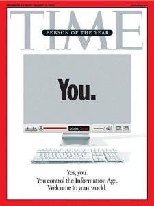 TIME, portada de 25 diciembre 2006