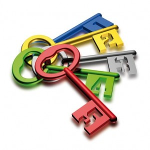 cinco llaves