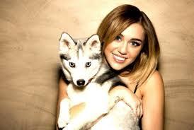 Miley Cyrus y Floyd