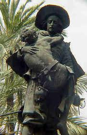 Estatua de Miguel de Mañara (Sevilla)