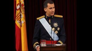 Proclamación Felipe VI