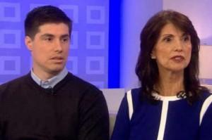 La familia de James Foley