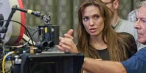 Angelina Jolie rueda Unbroken