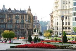 Plaza de Moyúa (Bilbao)