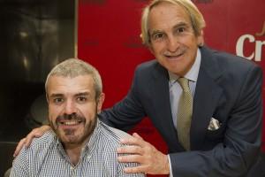 150413 Con Lorenzo Caprile