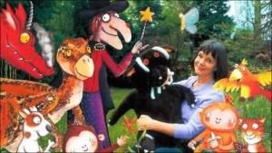 Julia Donaldson y sus creaciones