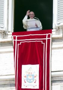 Papa Francisco, Angelus, 6 de septiembre 2015