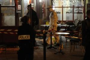 Paris, atentados el 13 de noviembre
