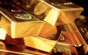 El oro no bajó tanto