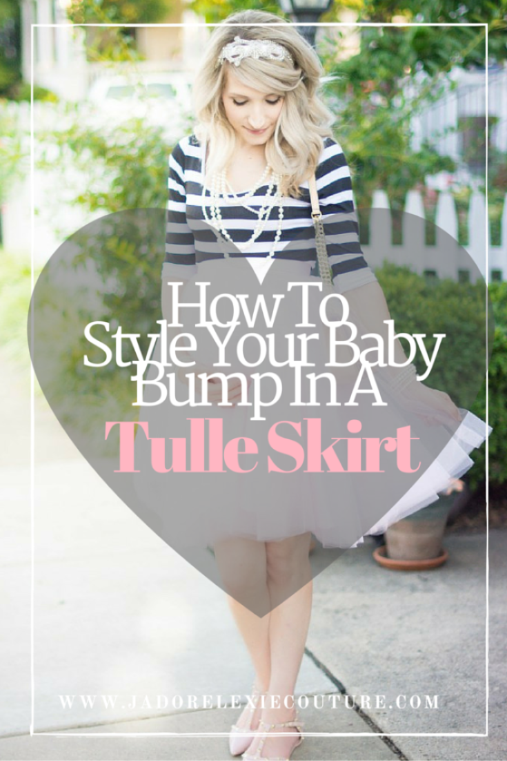 How To Style Your Baby Bump In A-5