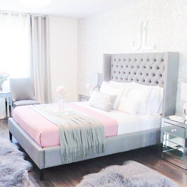 Pink Bedroom Ideas That Can Be Pretty And Peaceful Or: 10 Pretty & Inspirational Bedrooms