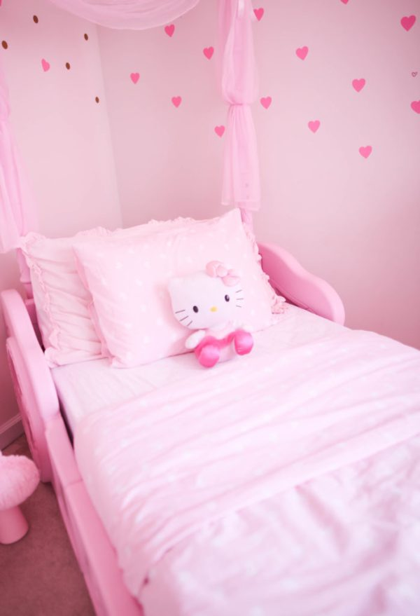The Perfect Room Made For A Little Princess