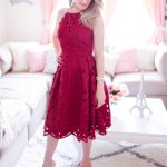 The Perfect Heart Covered Dress For Valentine's Day