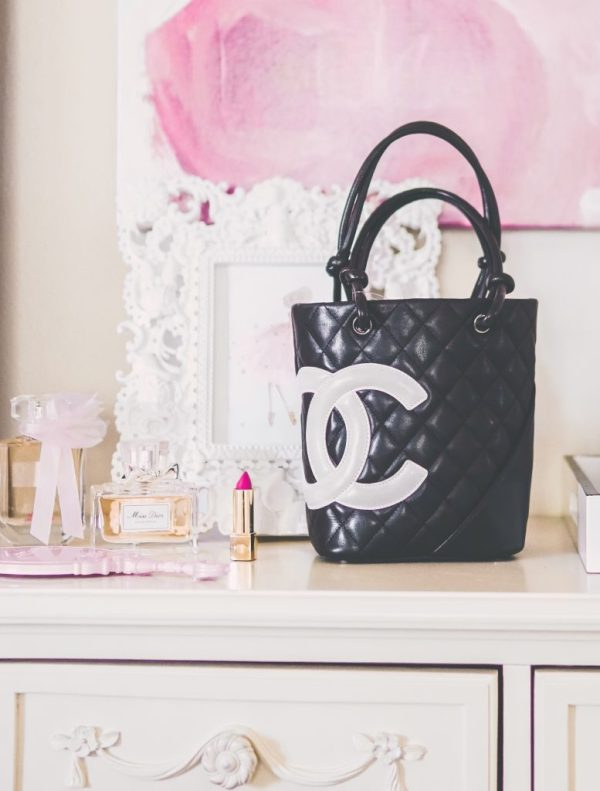 A Beautiful Chanel Bag From Marque Supply