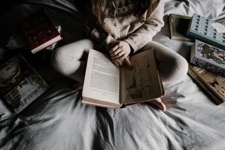 porte livre pour lire au lit