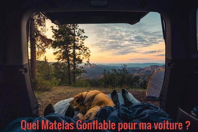 Matelas Gonflable Pour Voiture Comparatif et Avis