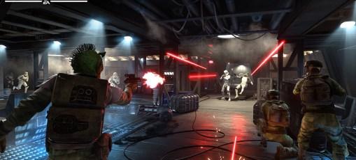Star Wars Battlefront Modus Gefecht 01