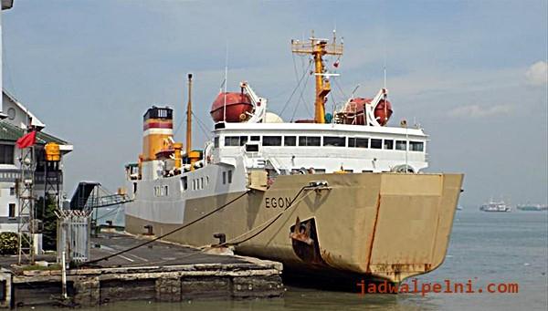 Jadwal Kapal Pelni Egon September 2019