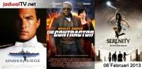 Jadwal Film dan Sepakbola 6 Februari 2013