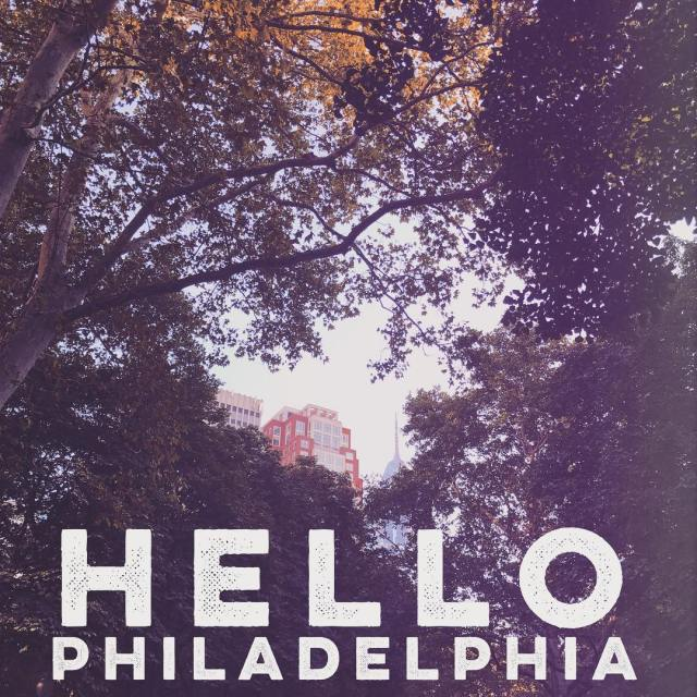 Life Update HELLO PHILADELPHIA! We have successfully moved into ourhellip
