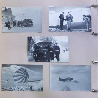Krigsskole 1955 - 57