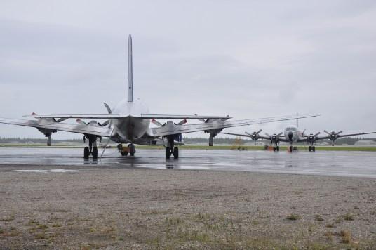 To av selskapets Douglas DC-6