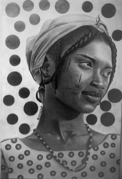 Kunstnar: Sanjay (My Tribe Is Art).