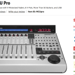 Mackie MCU Pro Is Inferior To Behringer X-Touch