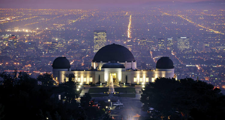 los-angeles-Observatório-Griffith
