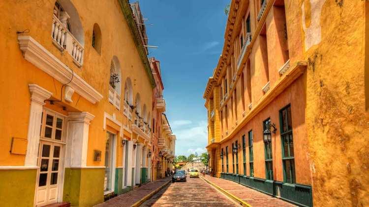 Cartagena das Índias, um paraíso colombiano para conhecer em fevereiro