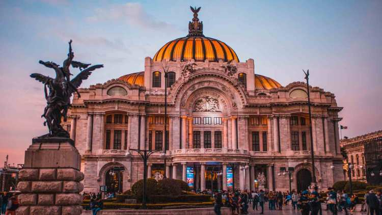 Fevereiro é um ótimo mês para conhecer as maravilhas da Cidade do México