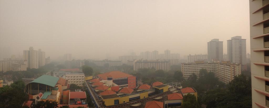 Haze Copd Singapore 2019