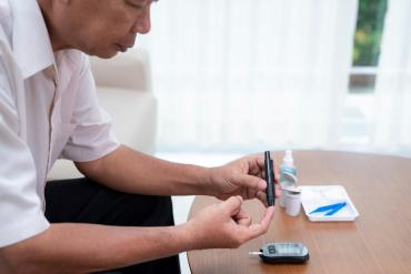 Caregiving & Support Services For Seniors With Diabetes
