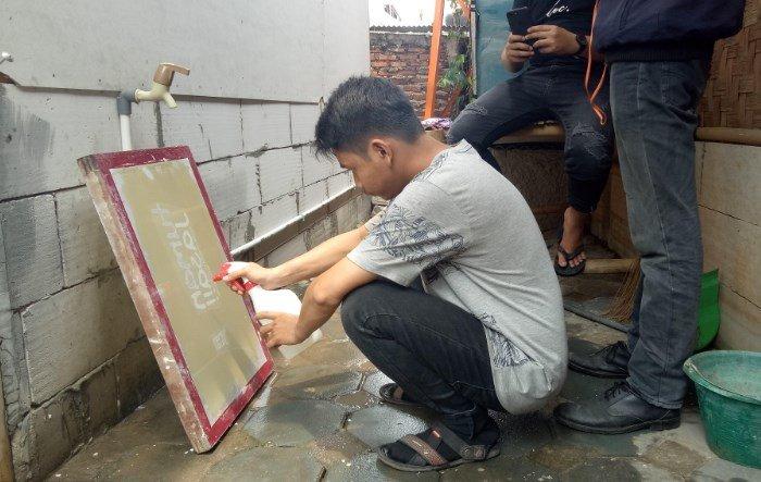 Pelatihan Olah Pangan Dinsos Kota Tangerang
