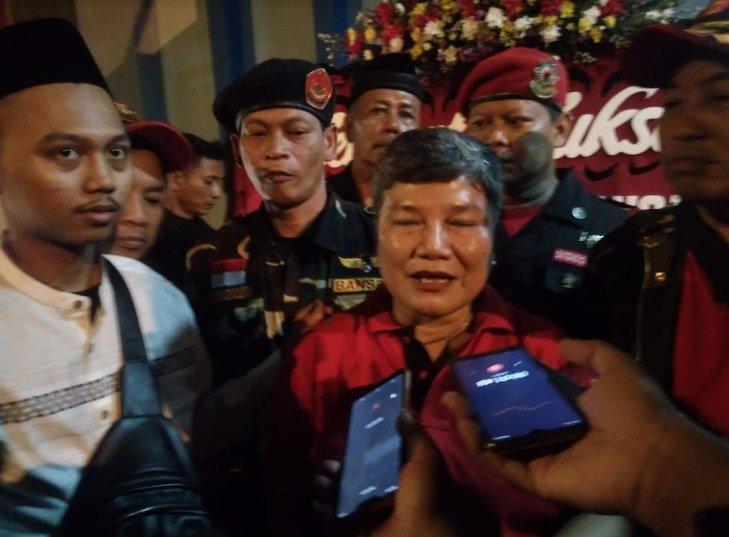 Ribka Tjiptaning Kritik Hut Pdi Perjuangan Kota Tangerang
