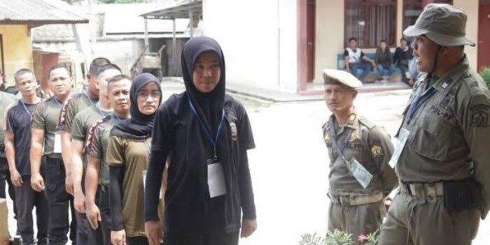 Satpol Pp Kota Serang