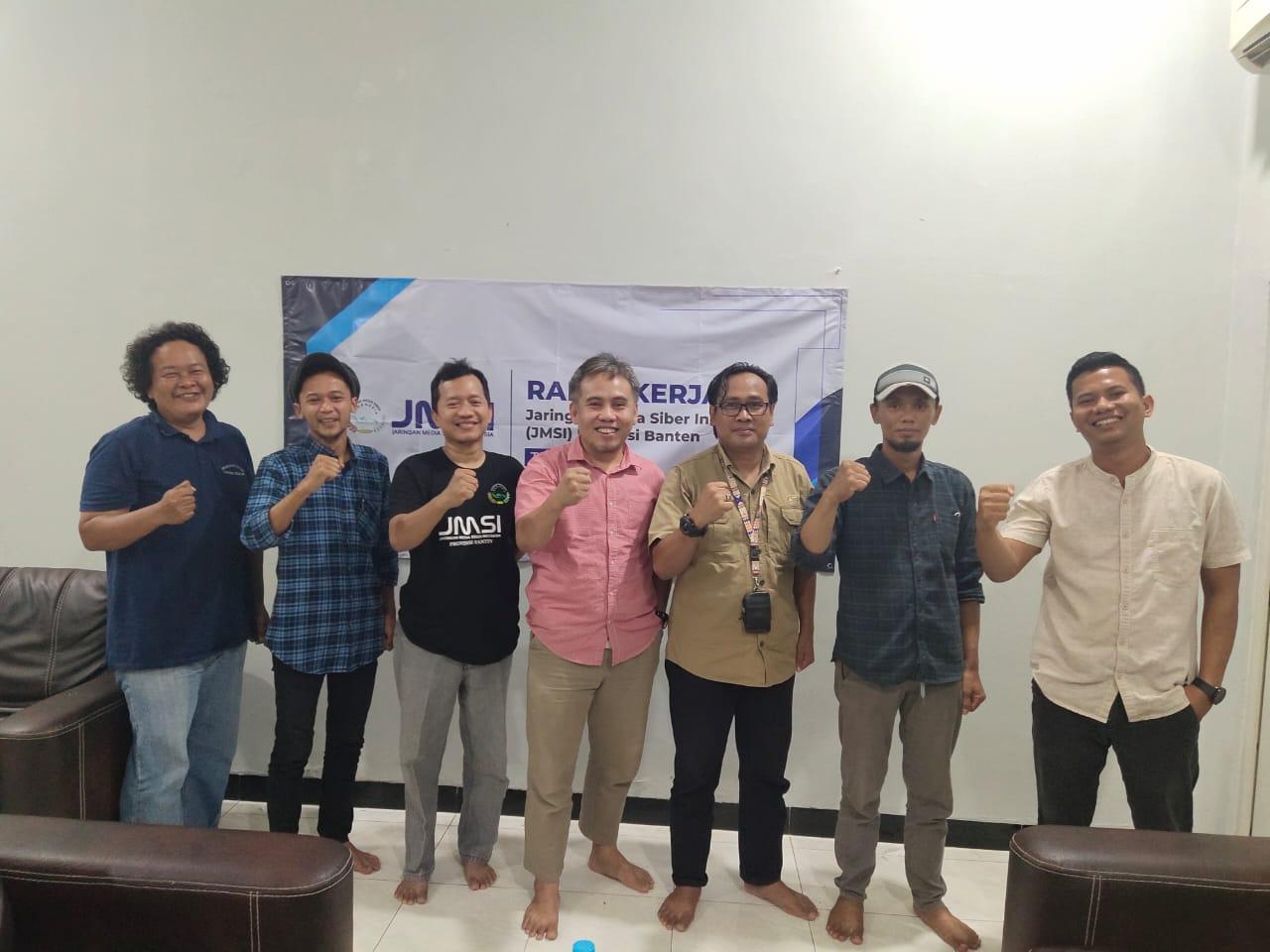 Jmsi Banten Rapat