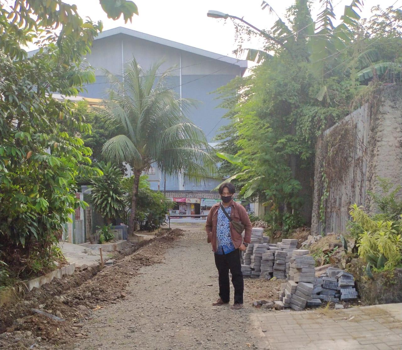 Jalan Lingkungan Batuceper Hl