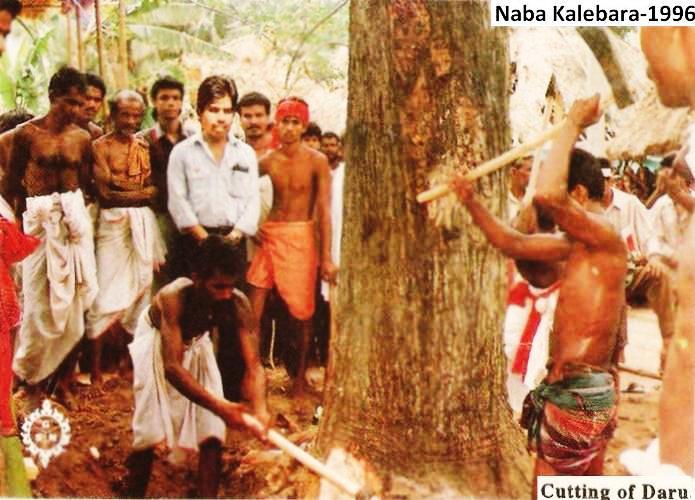 Nabakalebara 1996 Neem Tree