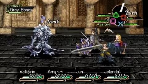 Kaset Playstation RPG