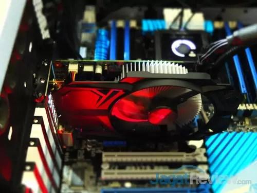 gigabyte gtx 750 2gb oc on system